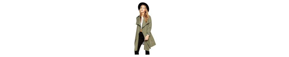 Abrigos y chaquetas - Colección - Abaco Moda