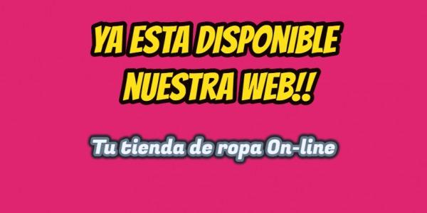 Web de Abaco Moda